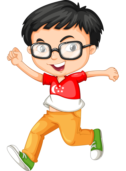 Girl Cartoon With Glasses